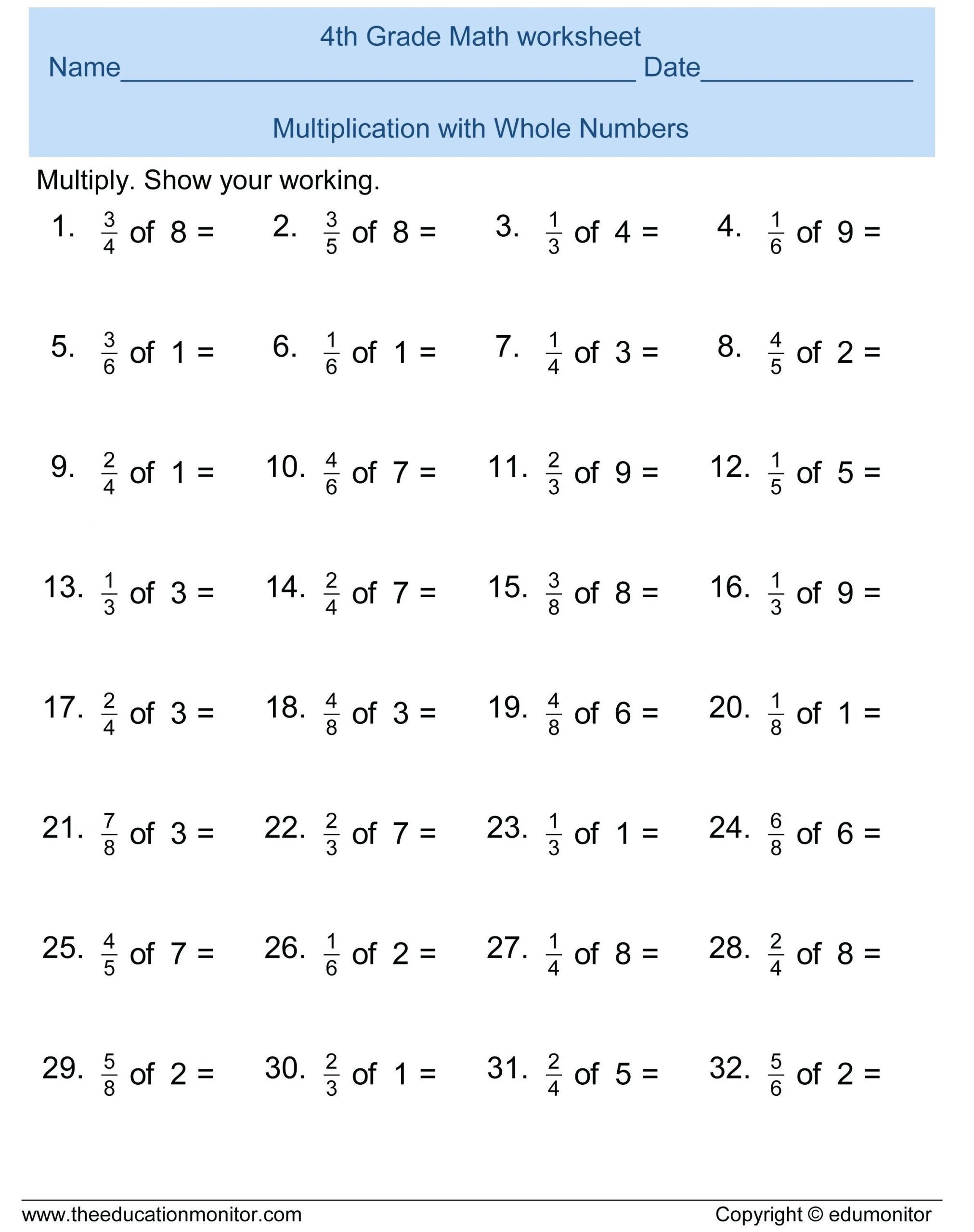 5 Free Math Worksheets Third Grade 3 Measurement Metric