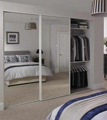 Wallpaper Wardrobe Doors Great For A Hallway Wardrobe Doors Mirror Closet Doors Sliding Closet Doors