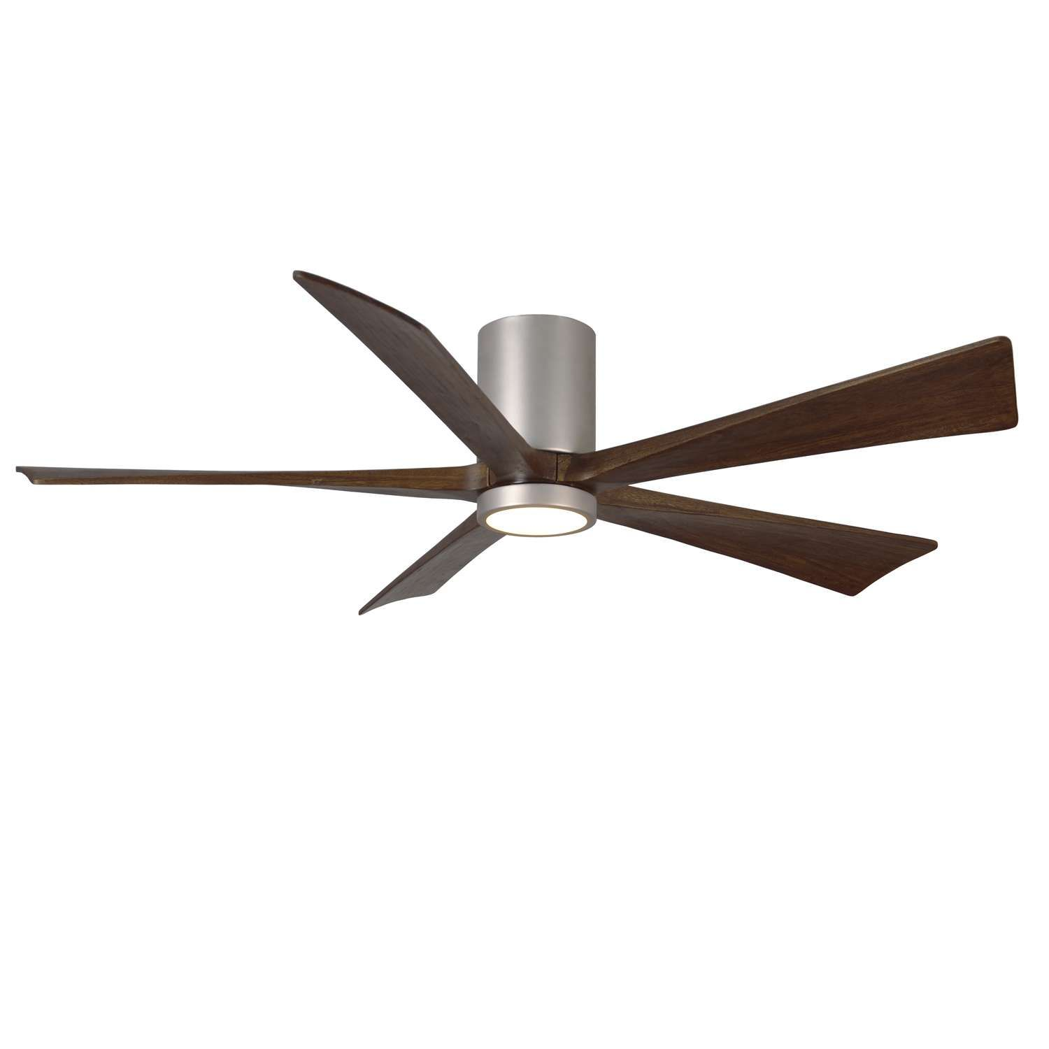 Modern ceiling fans for every kind of space matthews fan company irene 5 blade hugger lk ceiling fan ylighting aloadofball Images