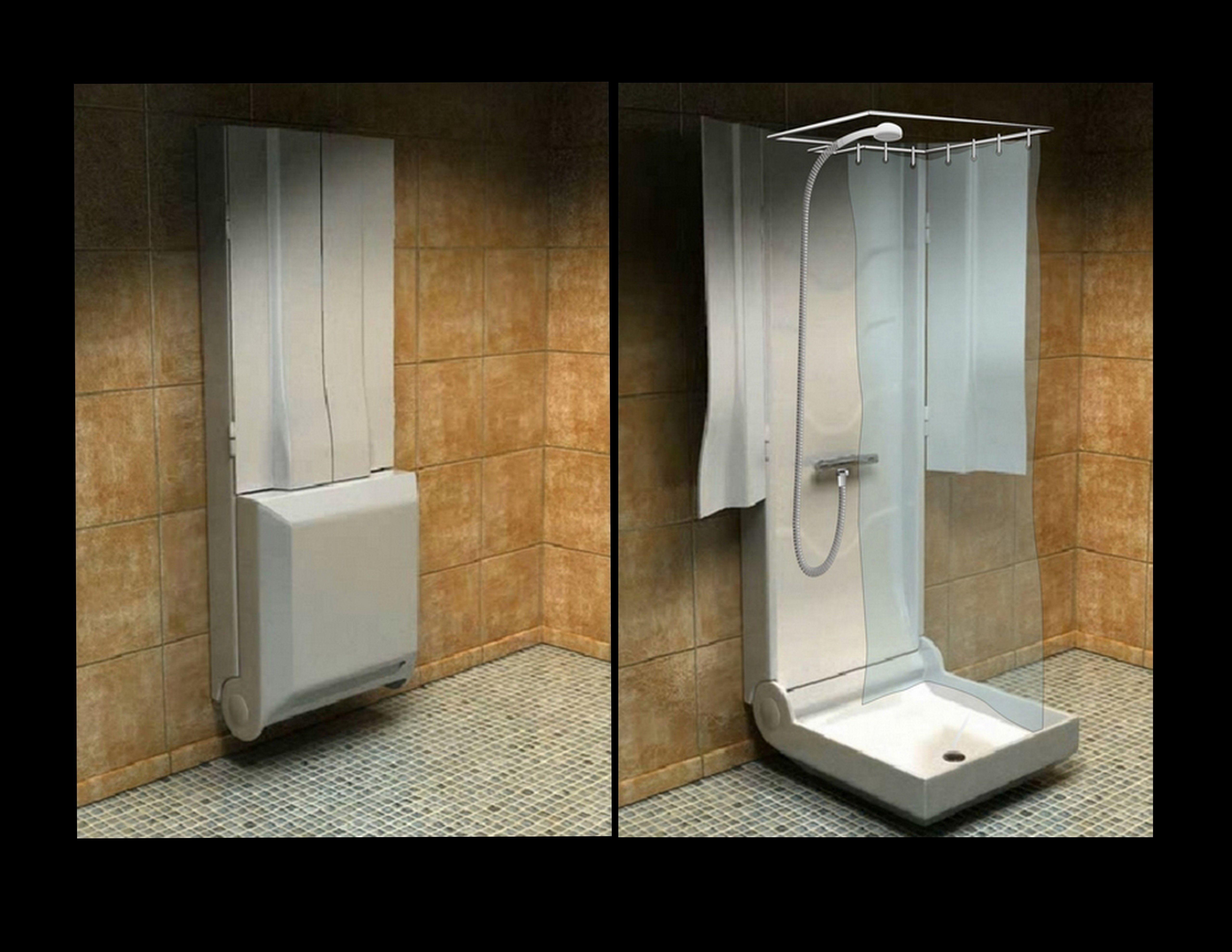 Portable Shower Small Showers Small Bathroom Tiny House