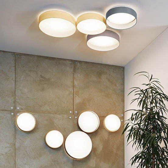 licht trend deckenleuchte led palo decken in creme deckenleuchte led licht trend und. Black Bedroom Furniture Sets. Home Design Ideas