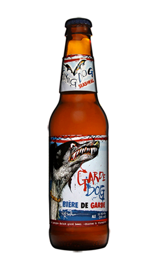 Flying Dog- Biere de Garde (French Farmhouse Ale--- great for spring!)