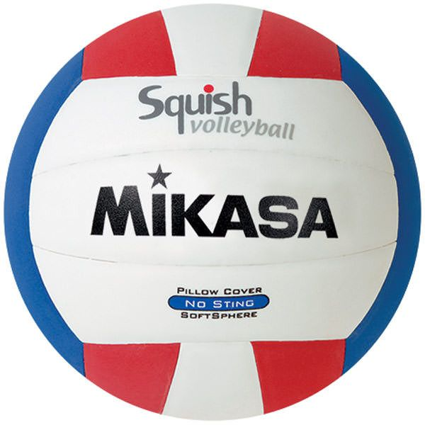 What S New Mikasa Vsv Squish Outdoor Volleyball Volleyballs Mikasa Volleyball