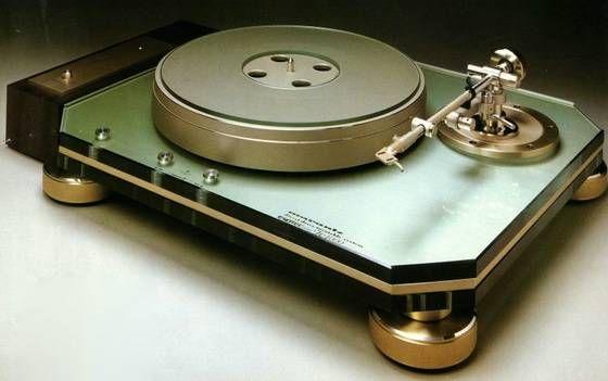 Vintage Japanese Turntable - AudioKarma org Home Audio Stereo