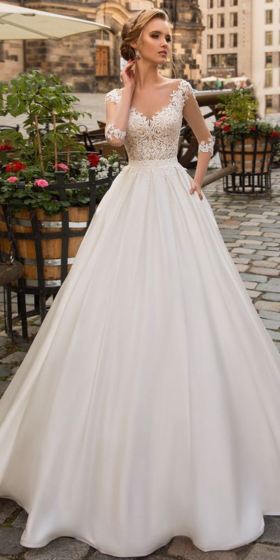 Pin On Beautiful Wedding Dresses