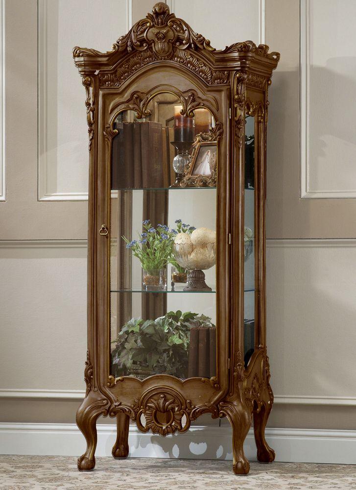 Luxury Design Rustic Decorate Solid Wood Curio Cabinets   Buy Decorate Curio  Cabinet,Rustic Curio Cabinet,Solid Wood Curio Cabinets Product On  Alibaba.com ...