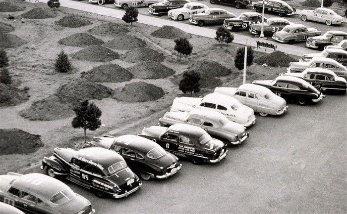 Ciudad Juarez 1952 Ciudad Juarez Racing Race Cars