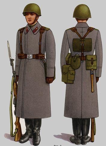 Soviet Army 1950-60