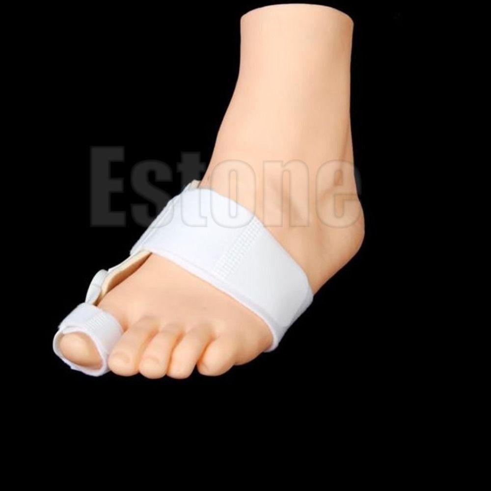 Ortesis Hallux Valgus dedo Corrector Foot Pain Relief pies cuidado guardia juanete noche y día utilizado férula J117 en Herramientas Cuidado de Pies de Salud y Belleza en AliExpress.com | Alibaba Group