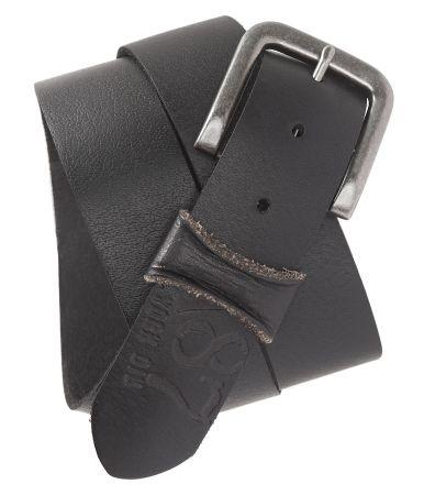 A87 Core Leather Belt - Aeropostale