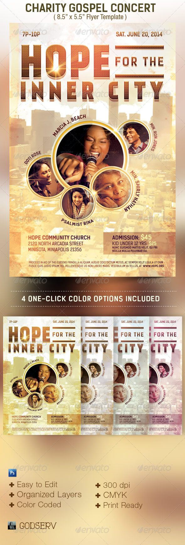 charity concert flyer template explosions christian church and the charity concert church flyer template is geared towards usage for charity concerts general fundraisers