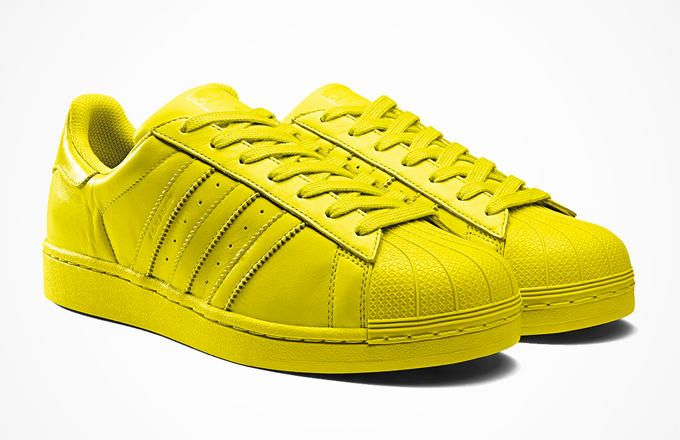 adidas originals superstar yellow