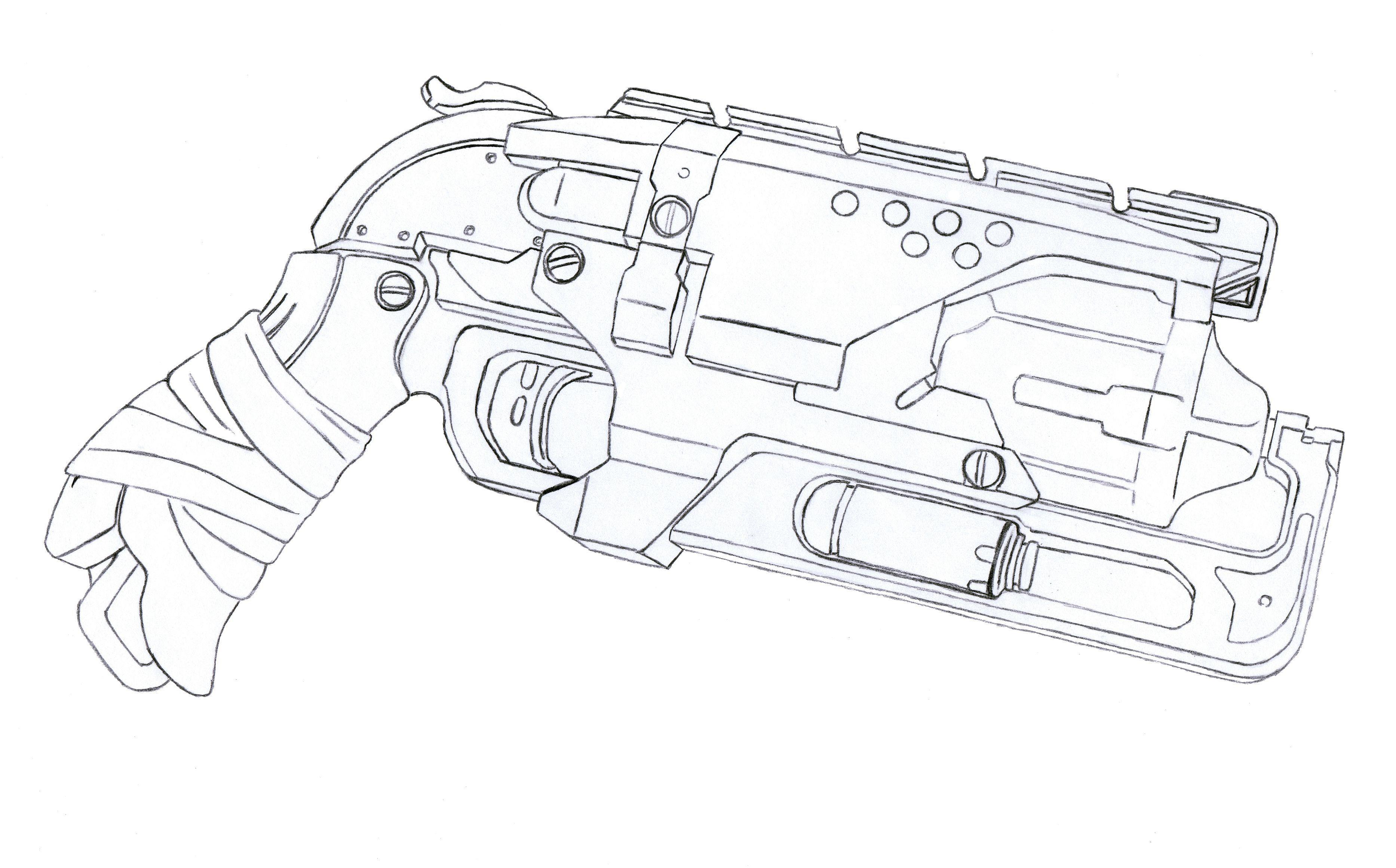 Cool Looking Guns