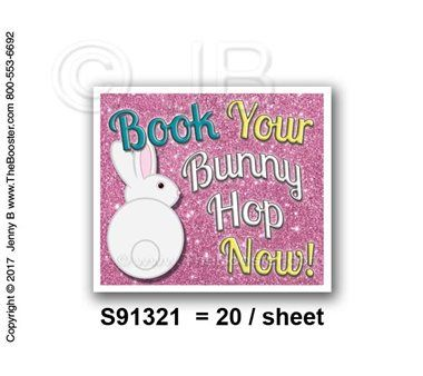 S91321 -wp- Have Spring Fling Book PKMS -20 STICKERS