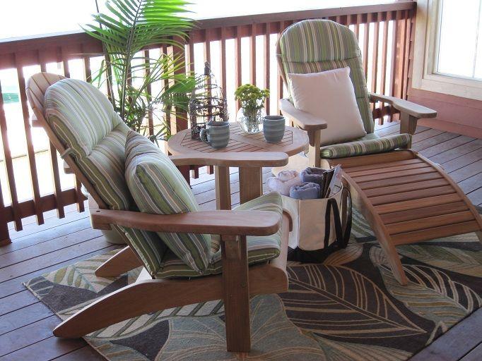 teak adirondack chairs toms outdoor furniture 650 366 0411 1445 rh pinterest com tom's outdoor furniture menlo park ca tom's outdoor furniture hours