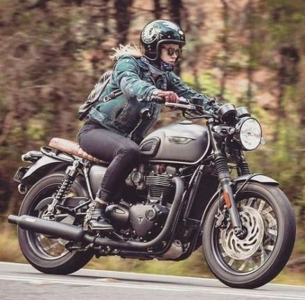 Motorcycle Triumph Bonneville Cafe Racers 52+ Ideas