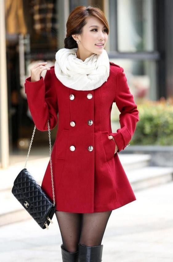 looks-com-sobretudo-feminino-vermelho.jpg (562×848)