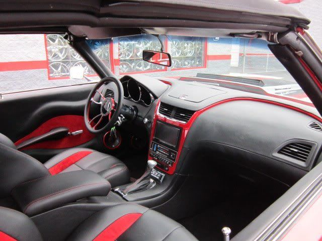 70 Chevelle Becausess Custom Dash And Interior Pics Check Out This Custom Chevelle Interior