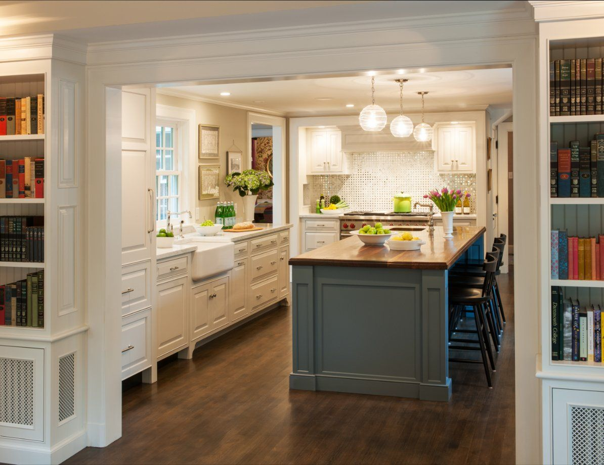 Collection 11 | Framed kitchen cabinets, Classic white ...