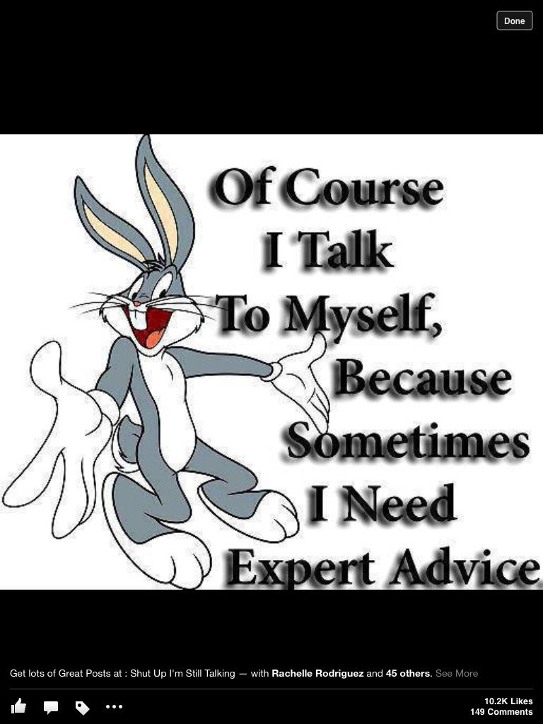 Of Course Bunny Quotes Funny Quotes Bugs Bunny Quotes