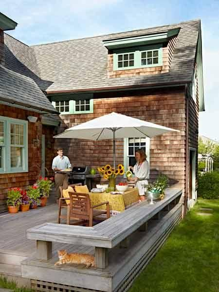 Outdoor Rooms As The Perfect Staycation Destinations