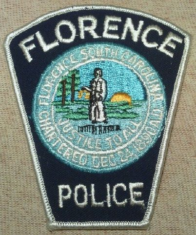 Florence sc police blotter