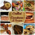 * Grilled Recipes is #55 at Marvelous Mondays