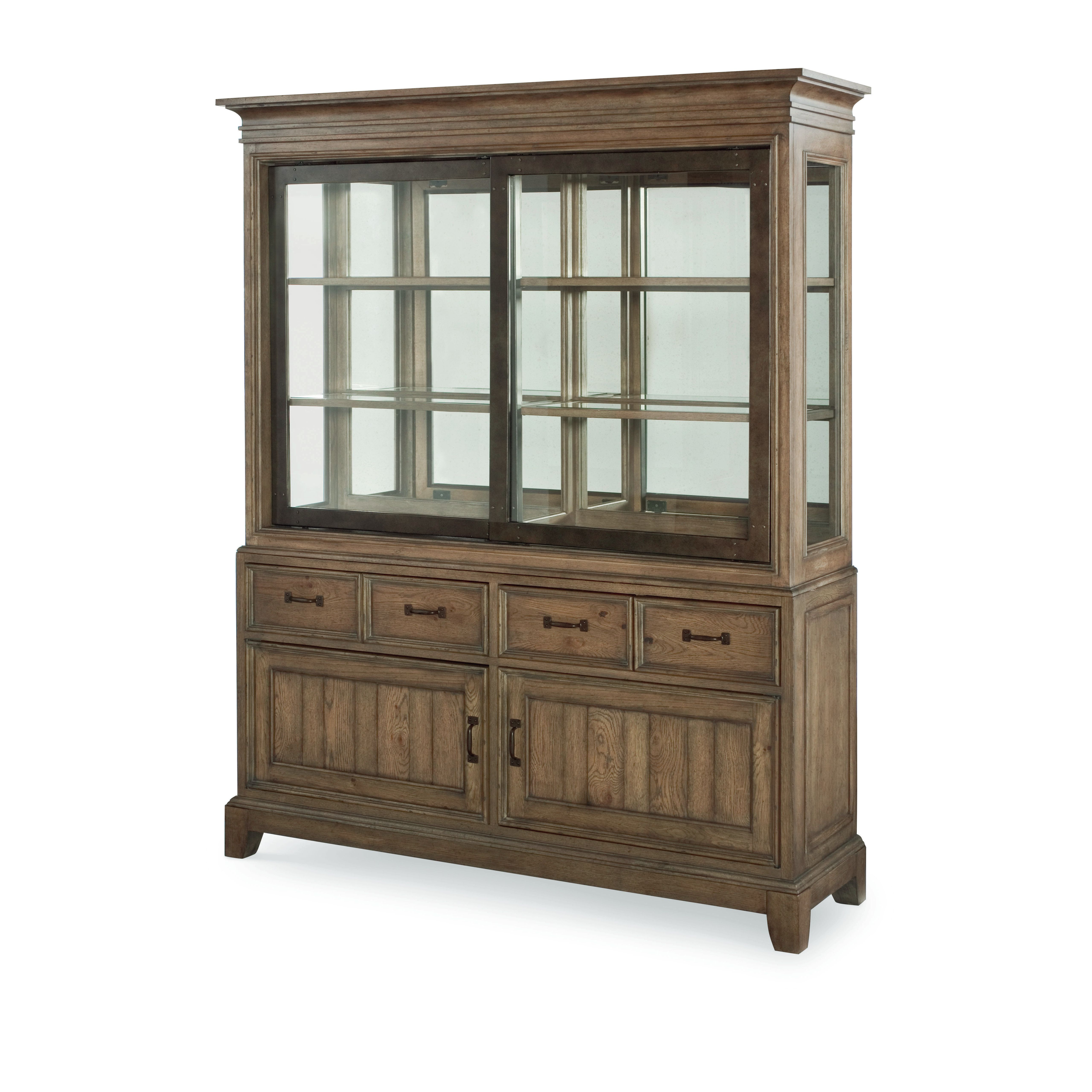 Legacy Classic Furniture MetalWorks China Cabinet