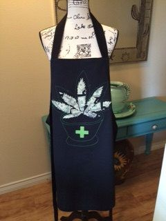 ON SALE/Colorado Cannabis Apparel/ Artistic by VirgiesDaughter