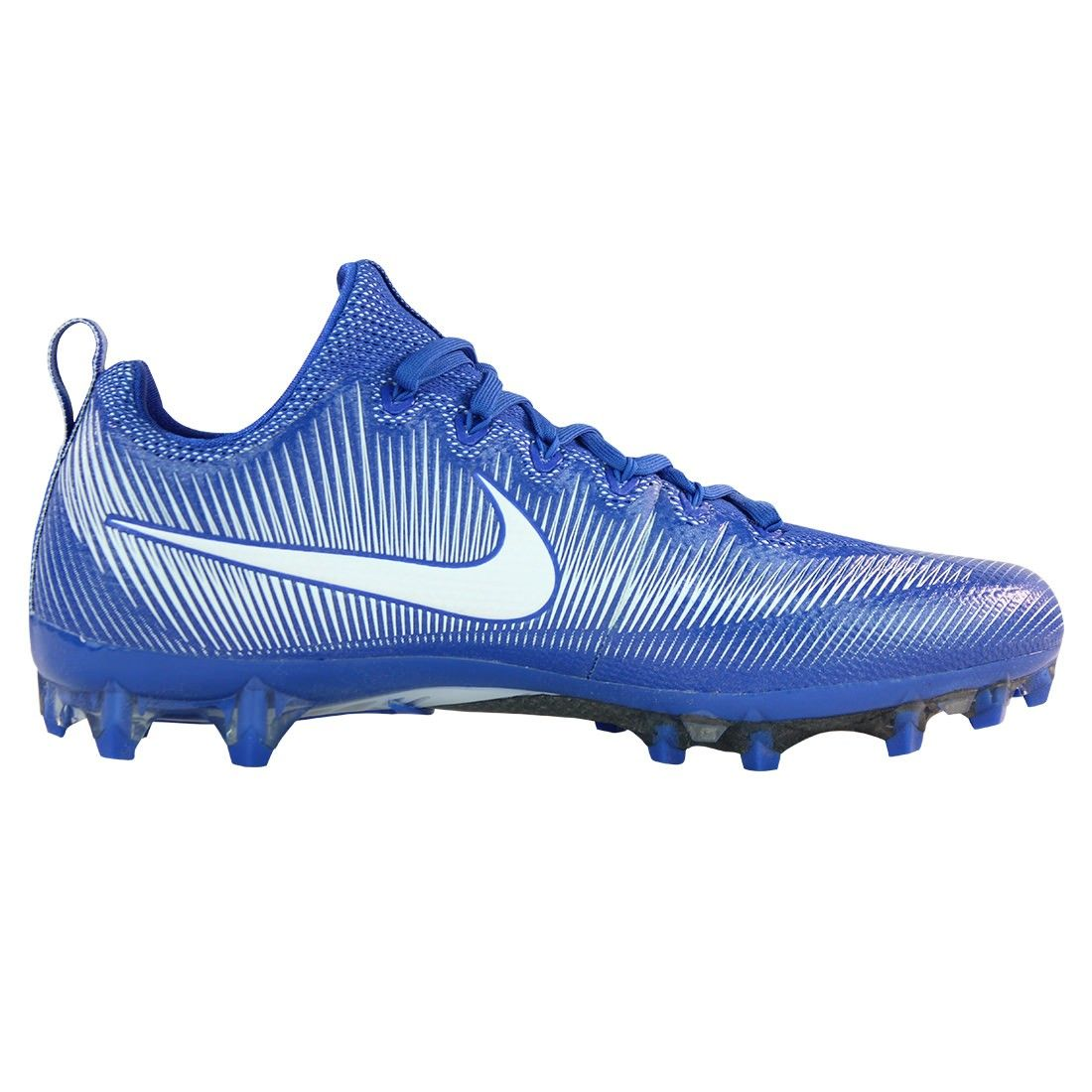 Nike Vapor Untouchable Pro in White/Royal Built for the Most Dynamic  Players on the � Nike VaporCleatsLacrosseCableCleats ShoesCaboFootball ...