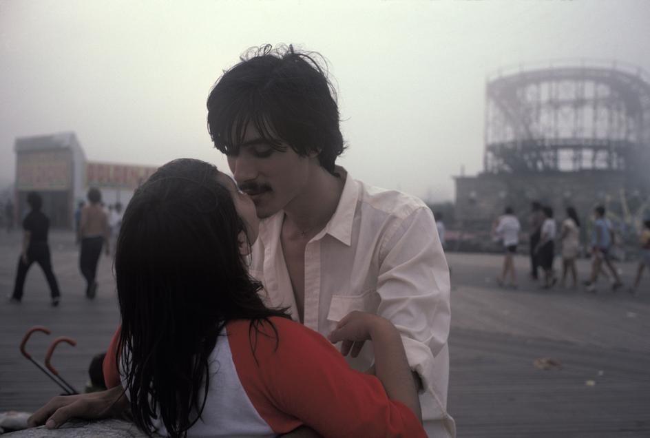 Alex Webb, Coney Island., New York City, 1983