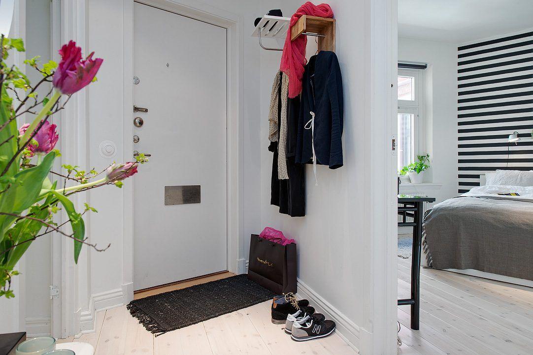 3079fa86c6ae Skandináv lakásdekoráció ötletek - 63nm-es, kétszobás lakás - Lakberendezés  trendMagazin