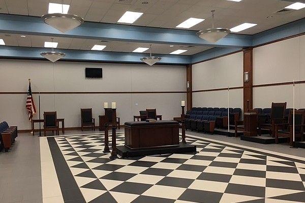 Winston-Salem, NC Brethren Show Off New Masonic Center