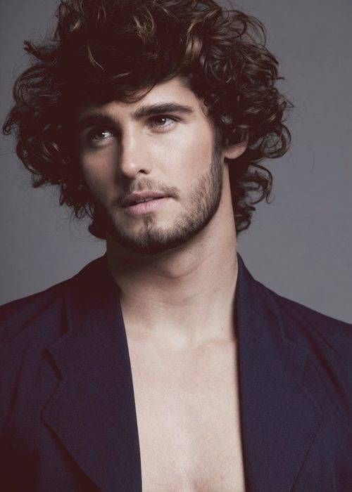 Beard Styles for Curly Hair and How to Choose Beard Styles | Curly hair men, Curly hair photos ...