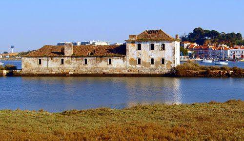 Seixal, Moulin à marée