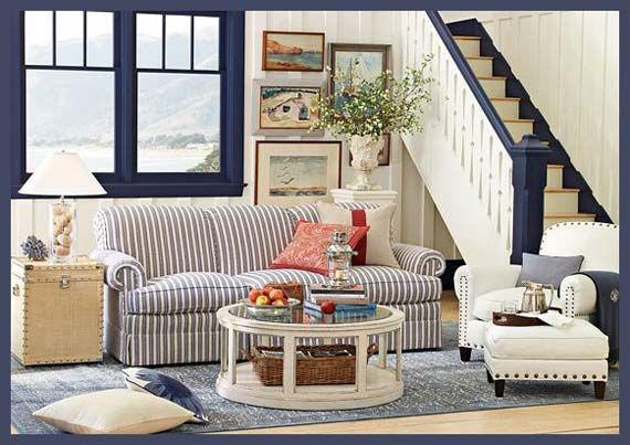 Nautical Decor Living Room Google Search House Ideas