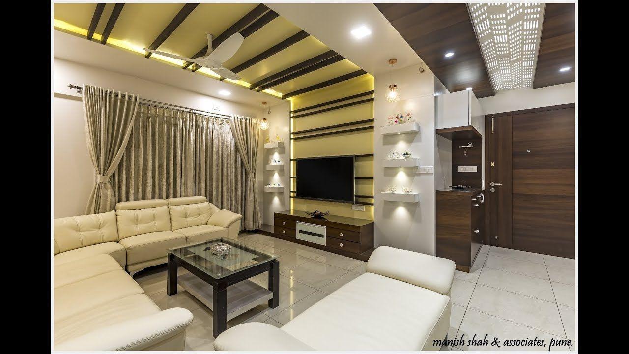 3 Bhk Flat Modern Interior Design In Pune Mahindra Ant