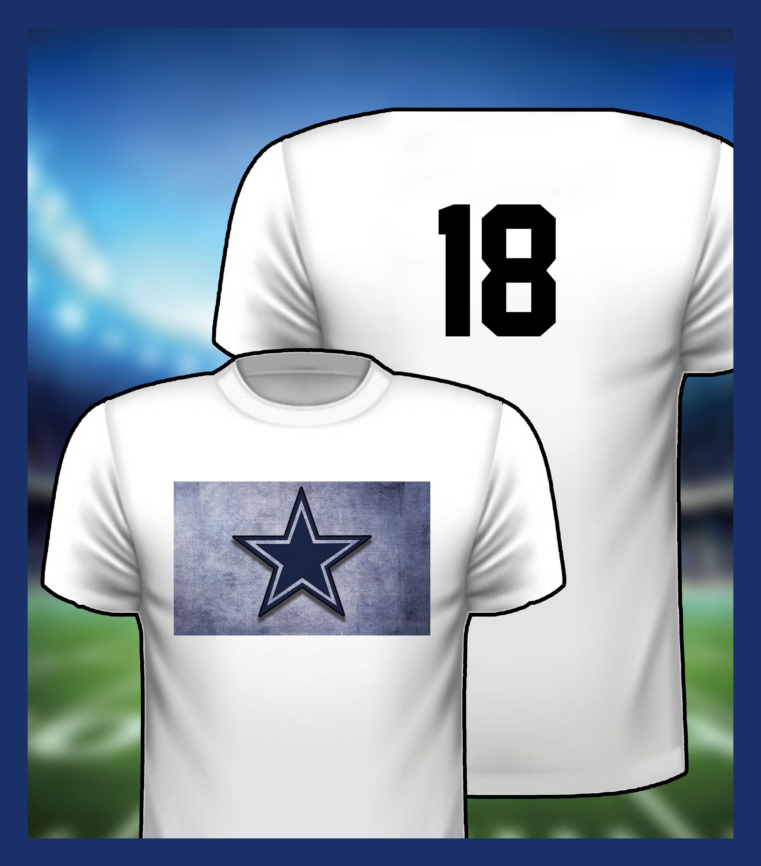 new york giants custom t shirt