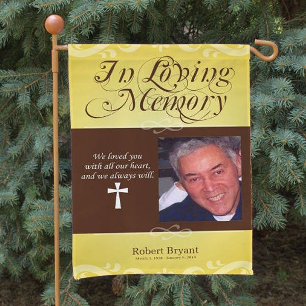 What a great way to personalize a memorial service these memorial - free memorial service program