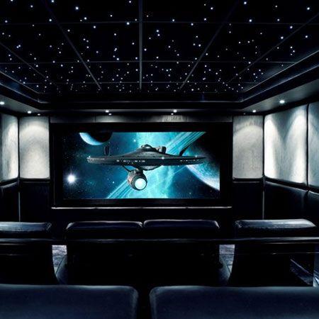 #KBHome 3D Cinema room design.