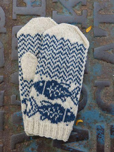 Ravelry: Codfish pattern by SpillyJane