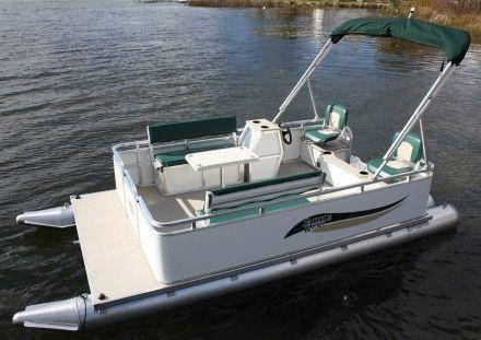 Mini Pontoons Paddle King Pontoon Boat Dealers Mini Pontoon