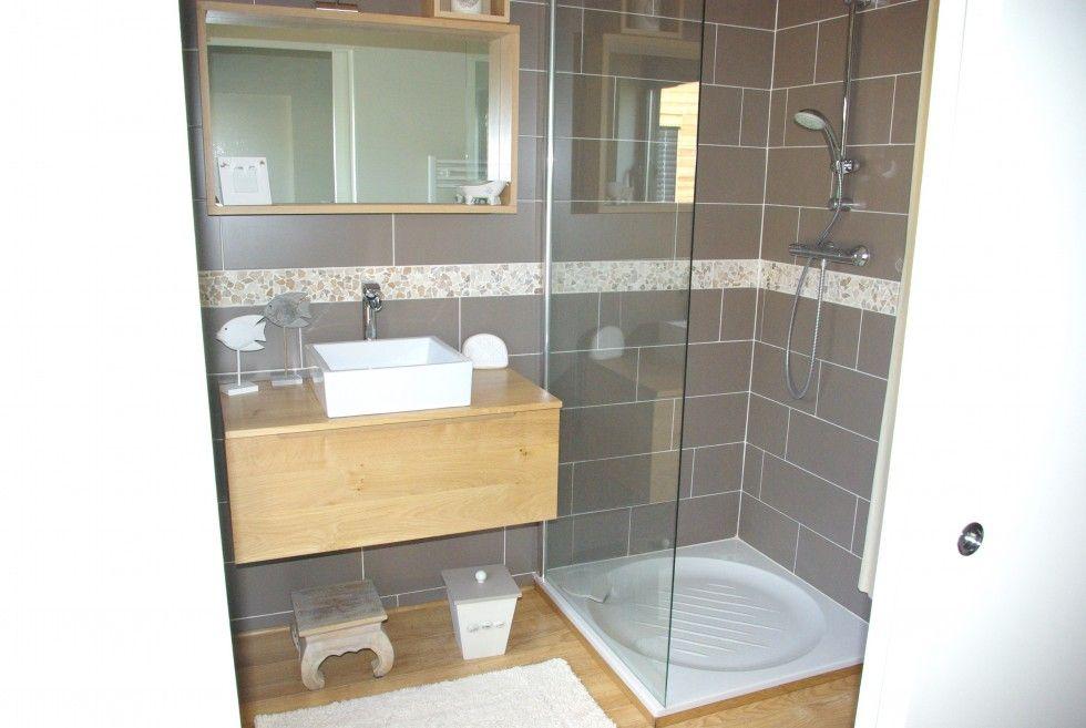 salle d 39 eau suite parentale ambiances d cors pinterest salle de bain bois salle de bains. Black Bedroom Furniture Sets. Home Design Ideas