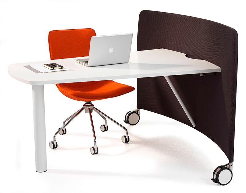 Mobi Flexible Mobile Workstation By Abstracta | RMI Working Station ...