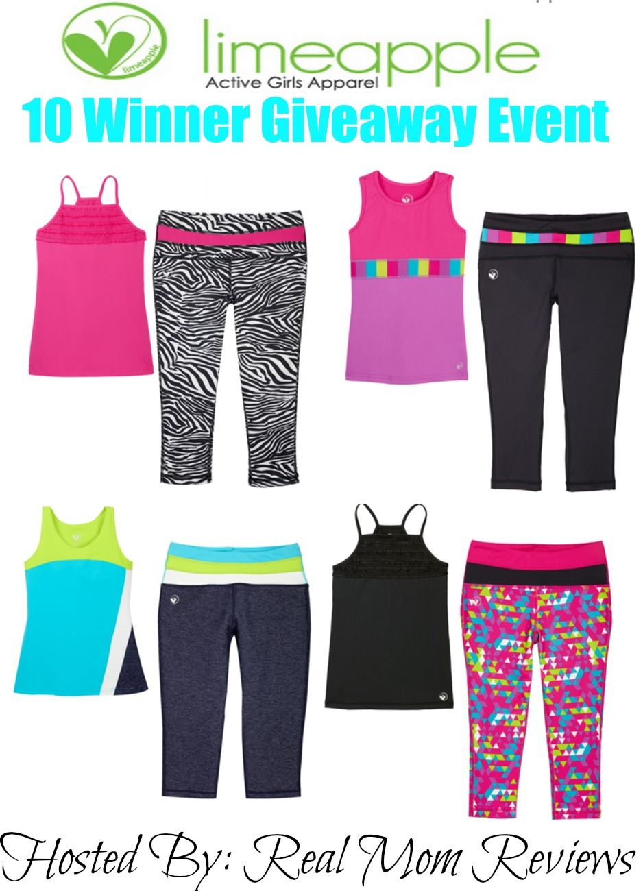 Activewear giveaways