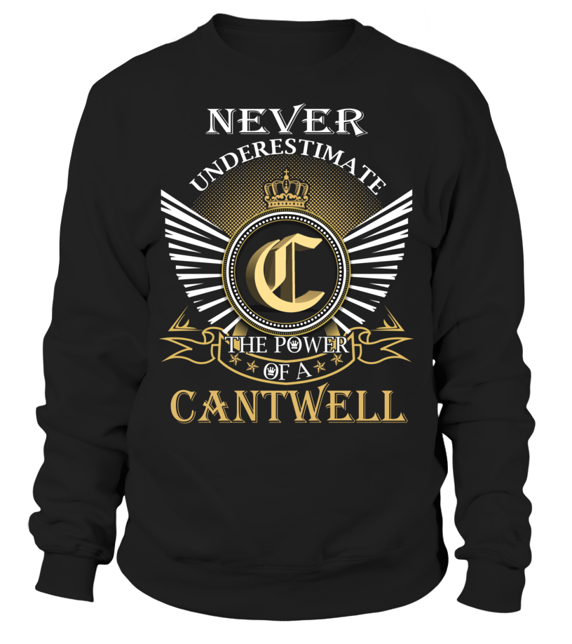 Never Underestimate the Power of a CANTWELL