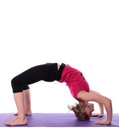 pinelizabeth on yoga poses  wheel pose yoga yoga