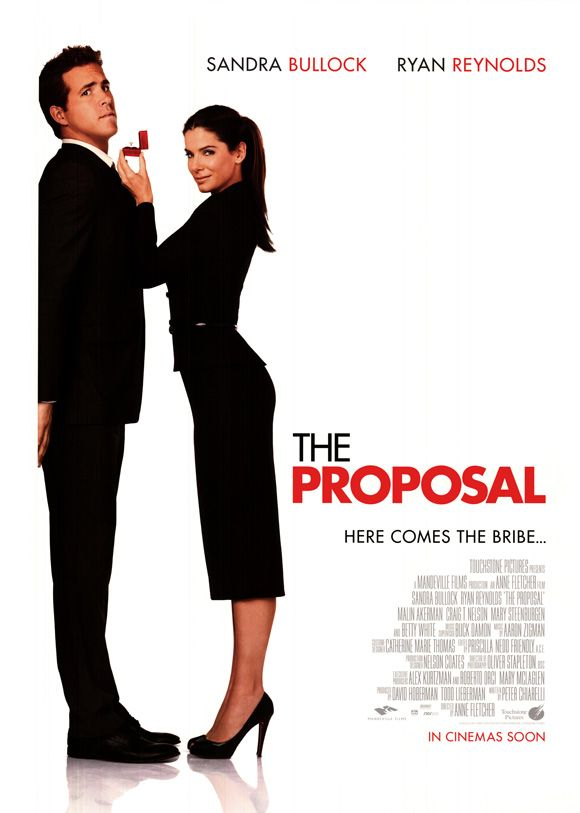 The Proposal Ultimate Fav Lovers In 2019 Pinterest Movies
