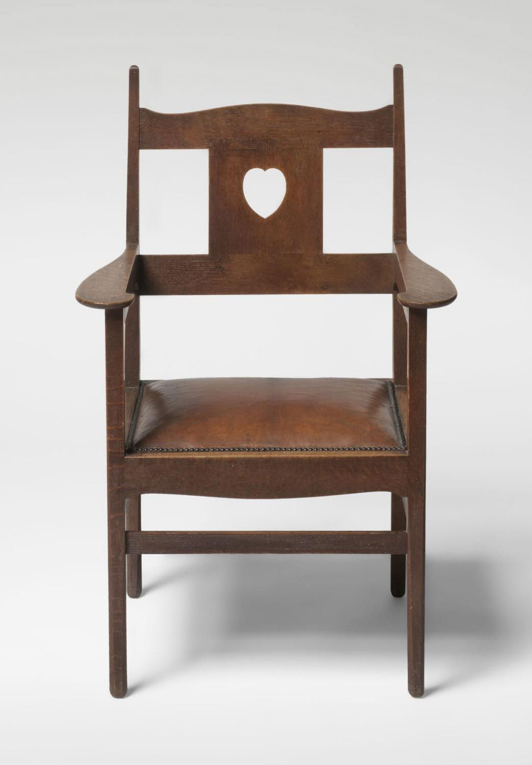 Chair Designed By Charles Francis Annesley Voysey English 1857  # Muebles Kevin Charles