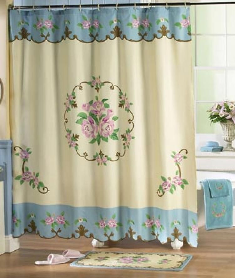Best Victorian Shower Curtains